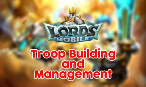 Lords Mobile Troops
